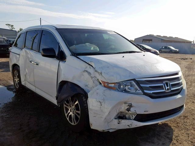 Salvage 2012 Honda ODYSSEY EX for sale
