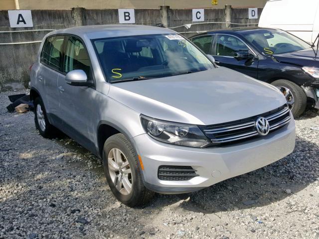2013 Volkswagen Tiguan S 2 0L 4 for Sale in Miami FL - Lot: 41013199