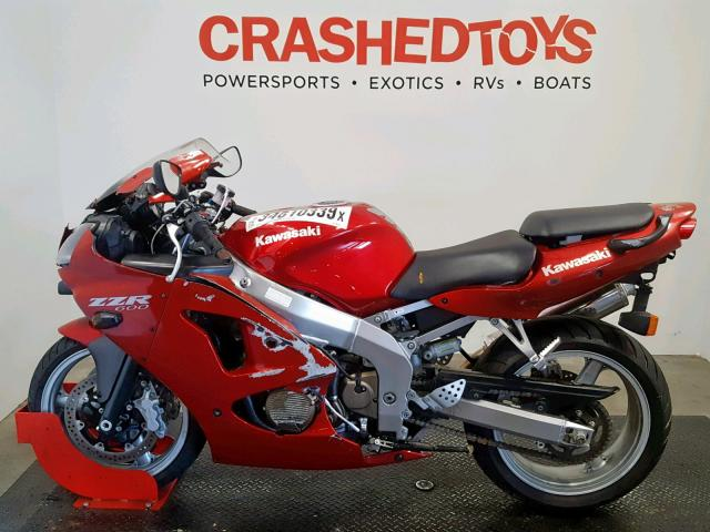 2007 KAWASAKI ZX600 J1 Photos | GA - CRASHEDTOYS ATLANTA