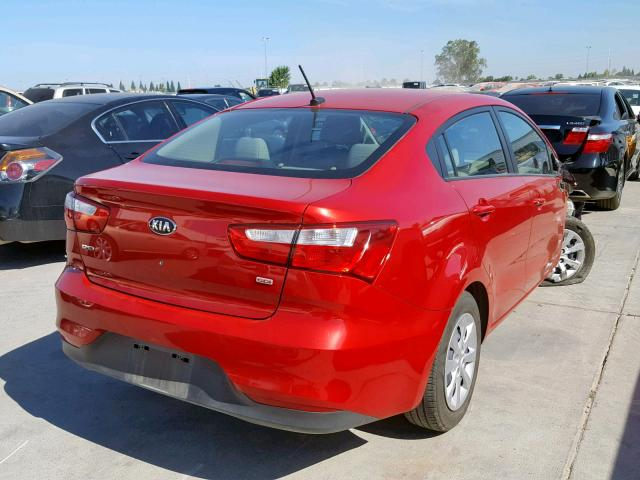 2017 KIA Rio Lx 1 6L 4 for Sale in Sacramento CA - Lot: 42679929