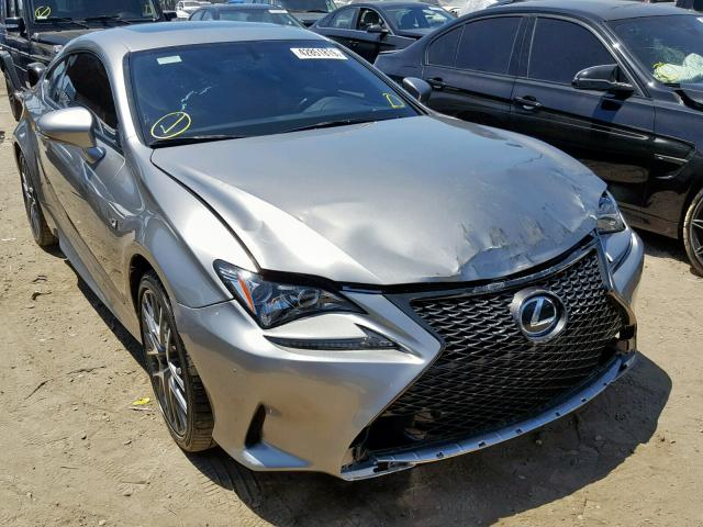 click here to view 2017 LEXUS RC 200T at IBIDSAFELY