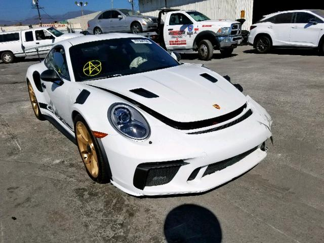 click here to view 2019 PORSCHE 911 GT3 RS at IBIDSAFELY