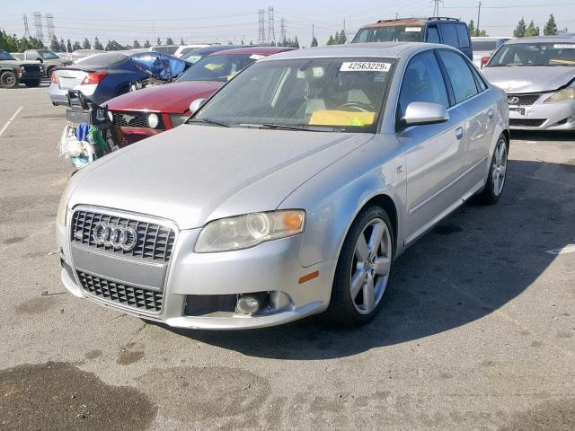2006 Audi A4 S-Line 2 0L 4 for Sale in Rancho Cucamonga CA - Lot: 42563229
