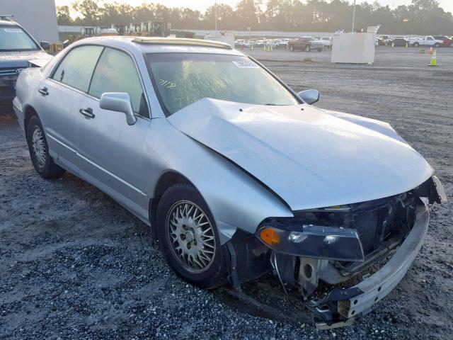 Salvage 1998 Mitsubishi DIAMANTE E for sale