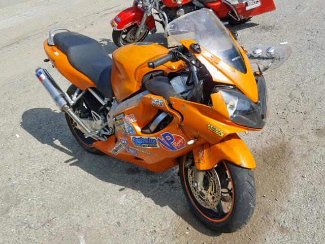 Honda CBR600 F4 salvage cars for sale: 2005 Honda CBR600 F4