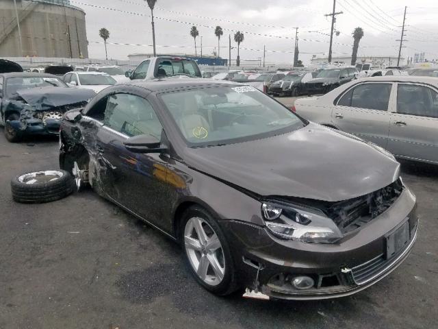 Salvage 2012 Volkswagen EOS LUX for sale