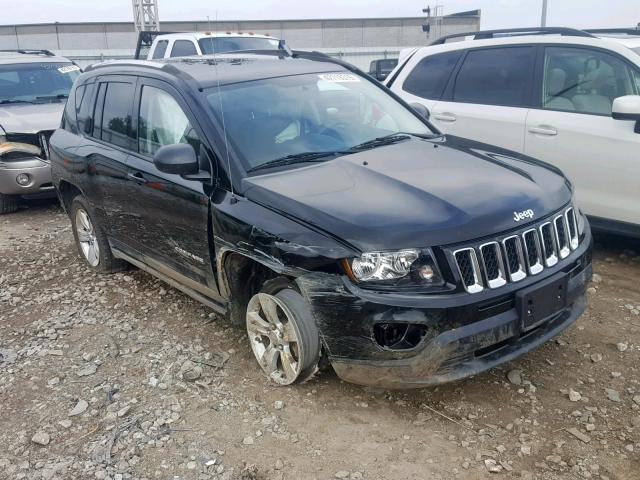 Salvage 2014 Jeep COMPASS SP for sale
