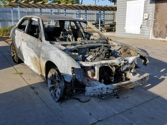 Salvage Chrysler For Sale