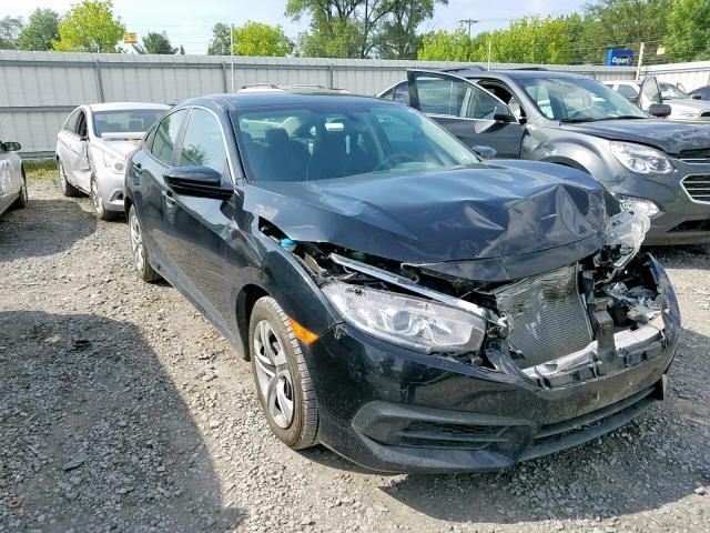 Car Auctions Ny >> 2017 Honda Civic Lx Photos Ny Albany Salvage Car Auction On
