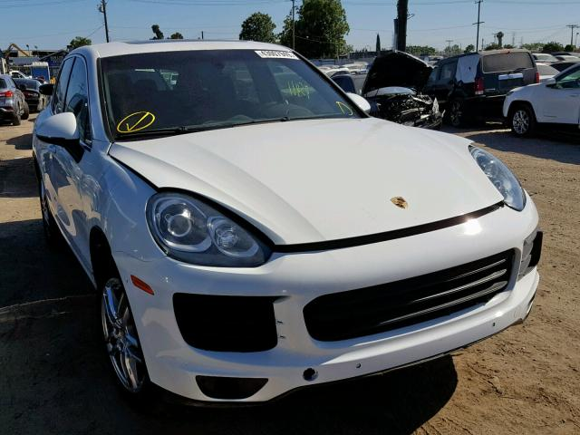 click here to view 2016 PORSCHE CAYENNE at IBIDSAFELY