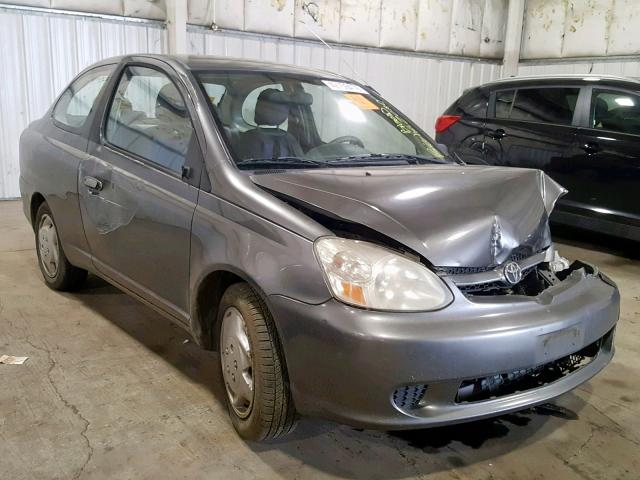 Salvage 2003 Toyota ECHO for sale