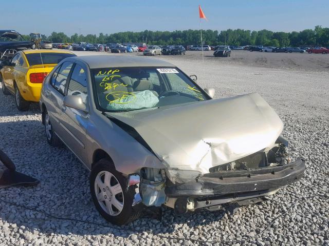 1998 Nissan Altima Xe 2.4L