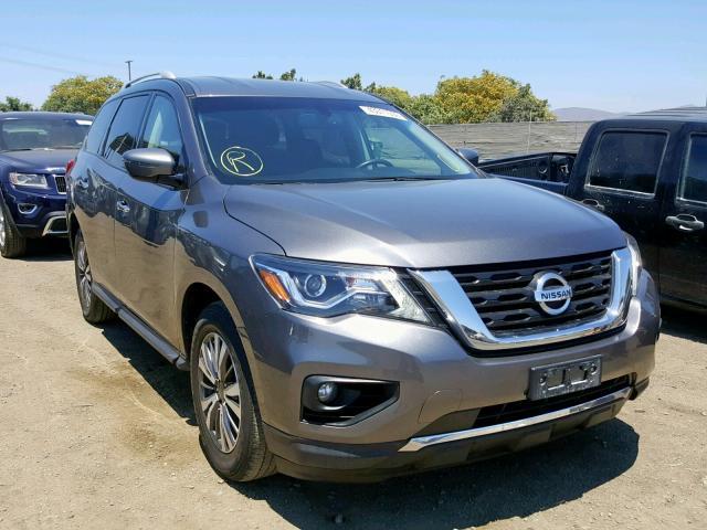 2017 Nissan Pathfinder 3.5L