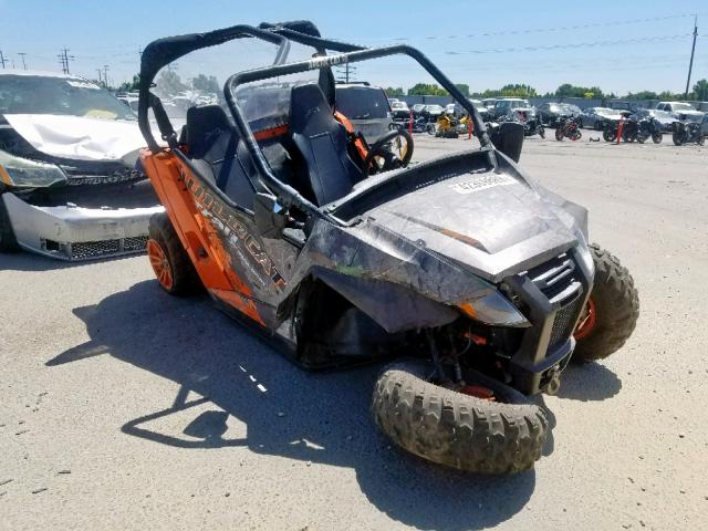 click here to view 2016 ARCTIC CAT WILDCAT TR at IBIDSAFELY