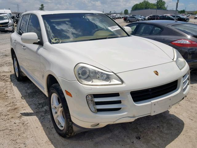 click here to view 2009 PORSCHE CAYENNE S at IBIDSAFELY