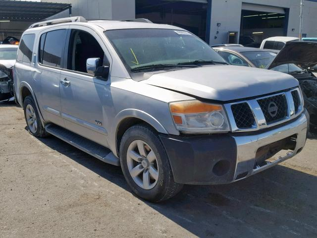2008 Nissan Armada SE for sale in Anthony, TX