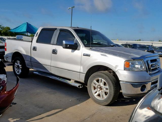 2008 Ford F150 Super 5 4l 8 For Sale In Wilmer Tx Lot 42894819