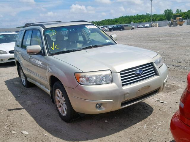click here to view 2007 SUBARU FORESTER 2 at IBIDSAFELY