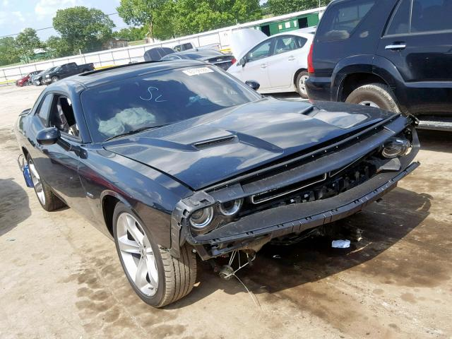 Salvage 2018 Dodge CHALLENGER for sale
