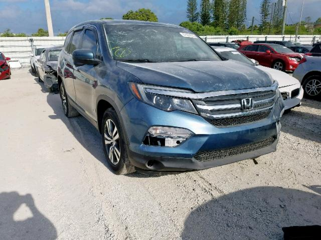 click here to view 2016 HONDA PILOT EXL at IBIDSAFELY