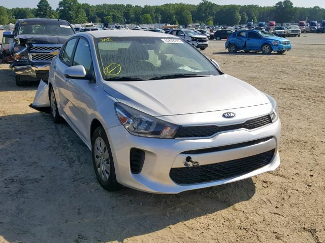 KIA salvage cars for sale: 2019 KIA Rio S