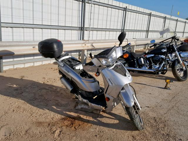 click here to view 2009 KYMCO USA INC PEOPLE 125 at IBIDSAFELY