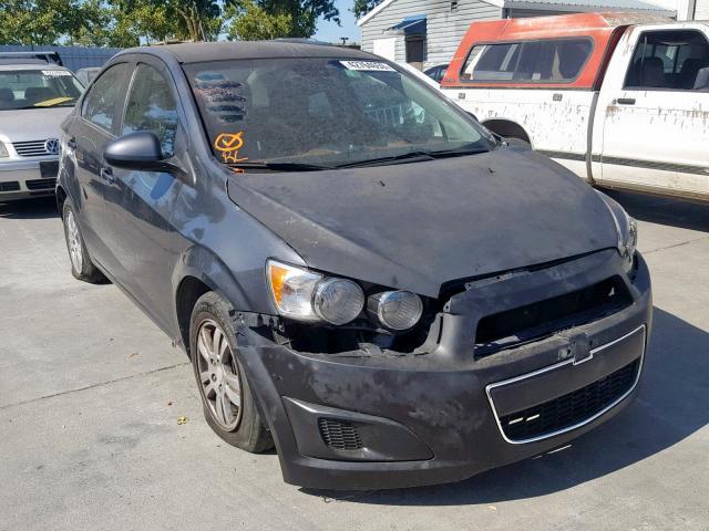 2013 Chevrolet Sonic Lt 1 8l 4 For Sale In Sacramento Ca Lot 42764659