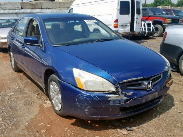 2003 Honda Accord Lx >> 2003 Honda Accord Lx 2 4l 4 For Sale In Hillsborough Nj Lot 42404019