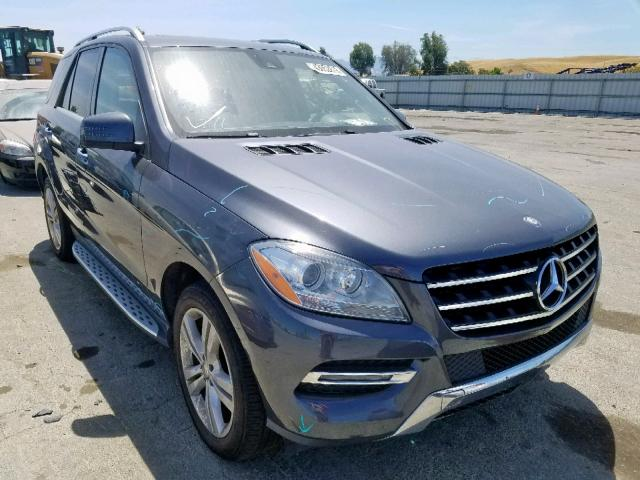 click here to view 2015 MERCEDES-BENZ ML 350 at IBIDSAFELY
