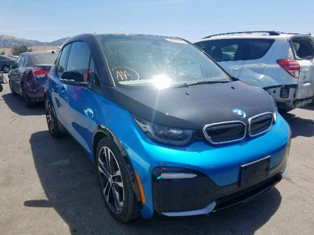click here to view 2018 BMW I3 REX at IBIDSAFELY