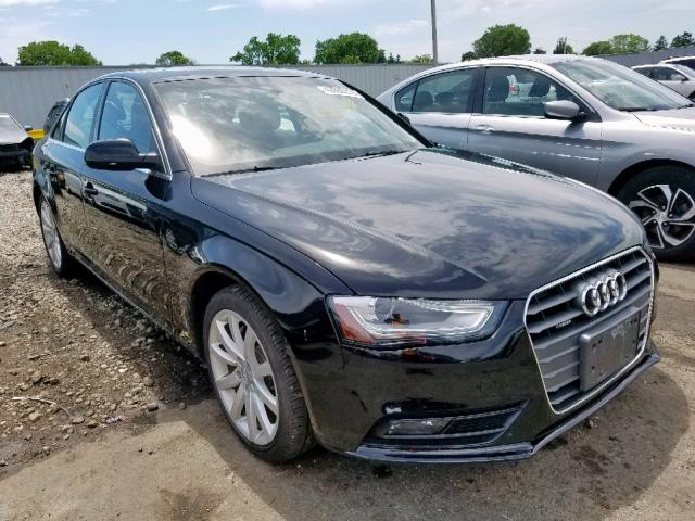 click here to view 2013 AUDI A4 PREMIUM at IBIDSAFELY