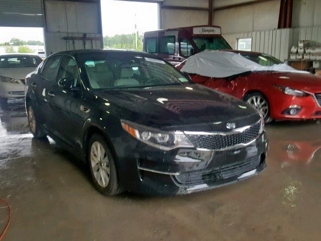 2018 Kia Optima Lx 2 4l 4 For Sale In Albany Ny Lot 39688299
