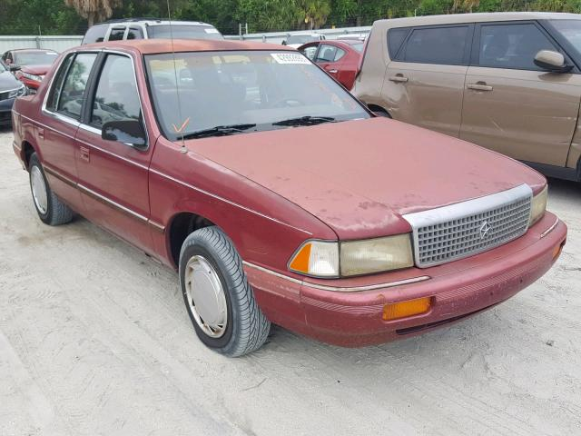 click here to view 1991 PLYMOUTH ACCLAIM at IBIDSAFELY