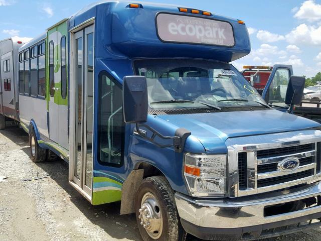 click here to view 2011 EL DORADO E45 at IBIDSAFELY