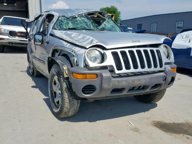 2003 Jeep Liberty Sport >> 2003 Jeep Liberty Sport Photos Pa Scranton Salvage Car