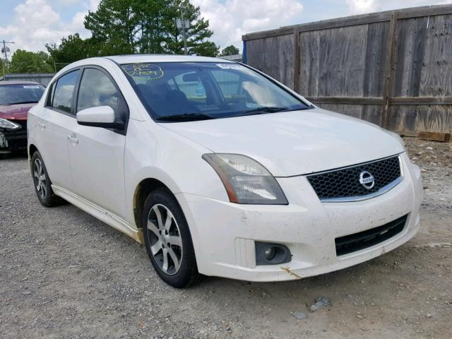 click here to view 2012 NISSAN SENTRA 2.0 at IBIDSAFELY