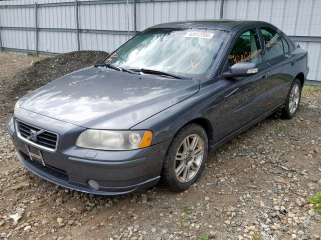 2007 Volvo S60 2 5t 2 5l 5 For Sale In Lyman Me Lot 42812009