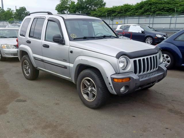 2004 Jeep Liberty Sp 3 7L