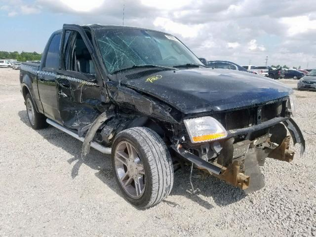 Auto Auction Ended on VIN: 1FTRW07303KC80808 2003 Ford F150