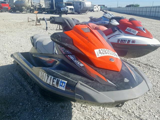 Salvage 2017 Yamaha VX for sale