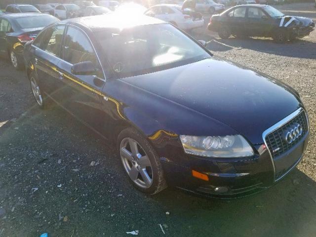 2008 Audi A6 3 2 Qua 3 1l 6 For Sale In Waldorf Md Lot 42594669