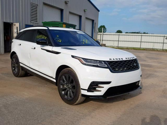 click here to view 2019 LAND ROVER RANGE ROVE at IBIDSAFELY