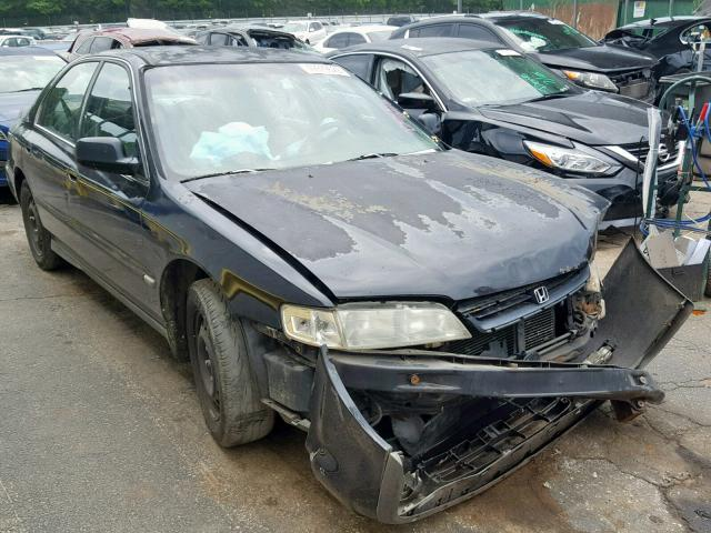 1996 HONDA ACCORD LX - Left Front View Lot 42879629.