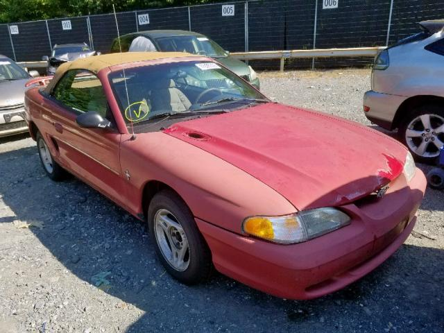 1996 Ford Mustang 3.8L