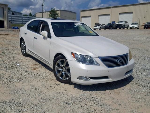 click here to view 2007 LEXUS LS 460 at IBIDSAFELY