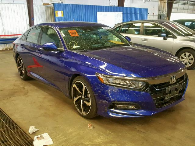 click here to view 2018 HONDA ACCORD SPO at IBIDSAFELY