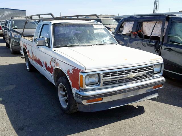 1989 Chevrolet S Truck S1 4 3L 6 for Sale in Fresno CA - Lot: 42686119