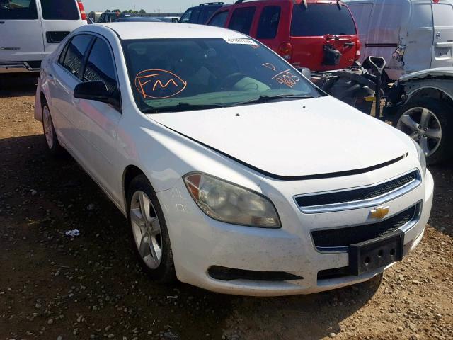 2012 Chevrolet Malibu Ls 2 4l 4 For Sale In Greenwood Ne Lot 42067779