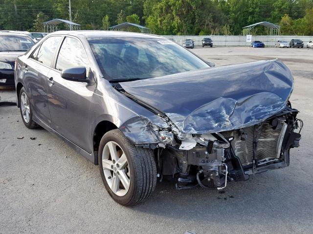 Salvage 2012 Toyota CAMRY BASE for sale