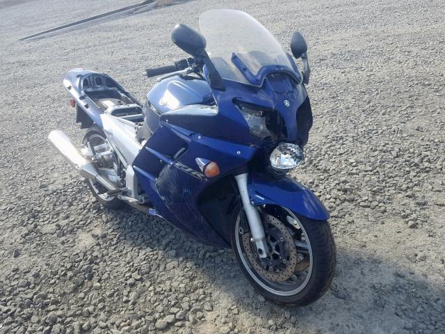 click here to view 2005 YAMAHA FJR1300 A at IBIDSAFELY